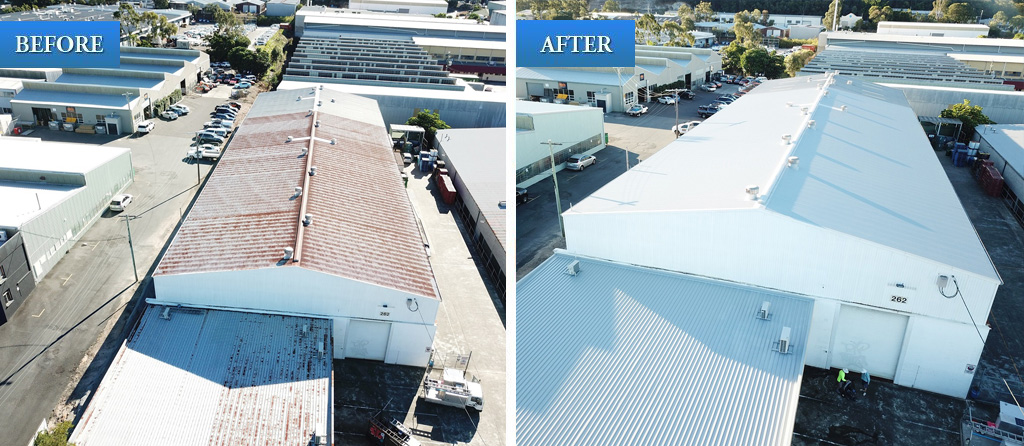 NORTHSIDE COMMERCIAL ROOF RESTORATIONS